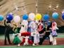 Новогодняя ёлка 2017 для детей, занимающихся теннисом  24.12.2016