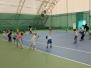 В гости к самым маленьким теннисистам.